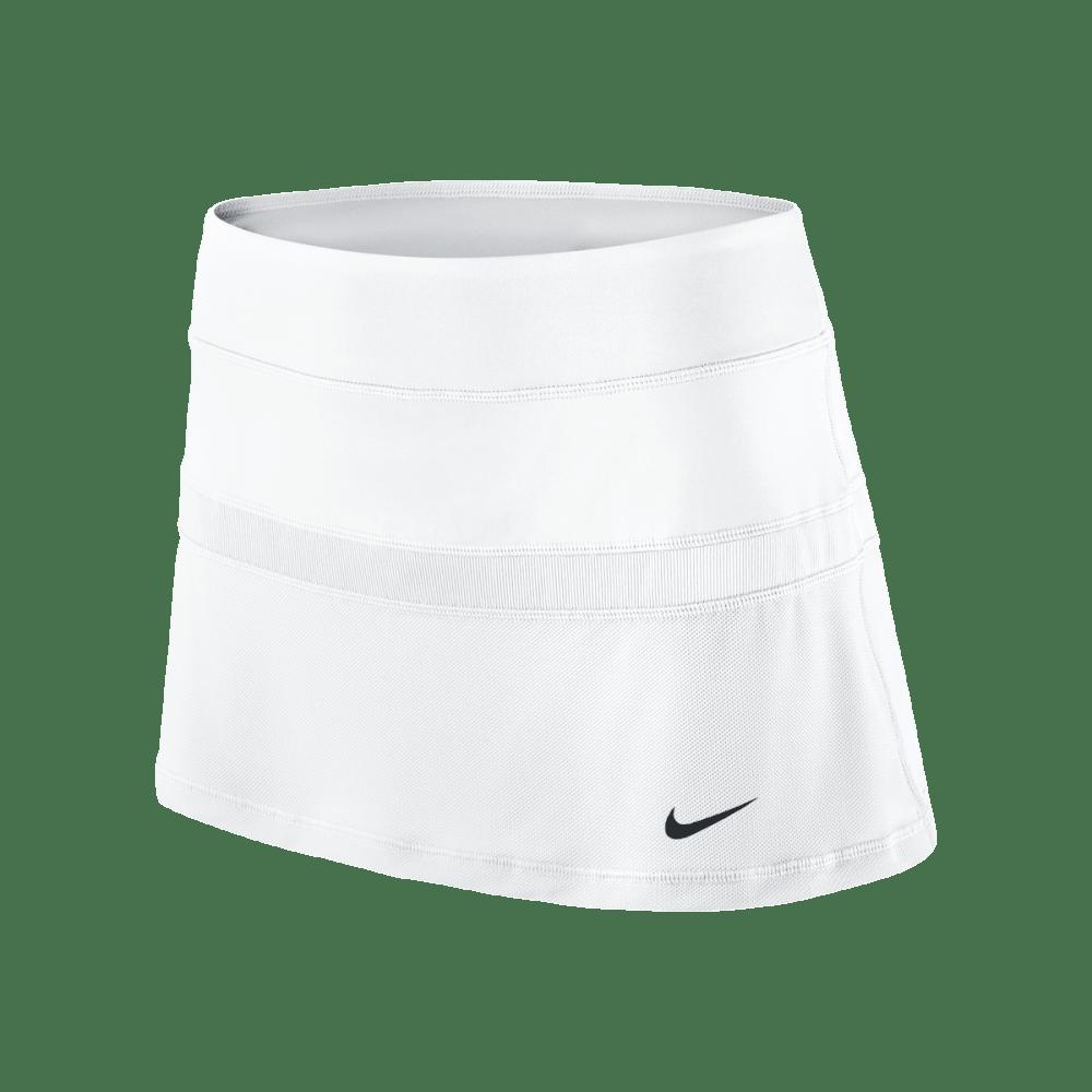 NIKE Women's Court Tennis Skirt - WHITE