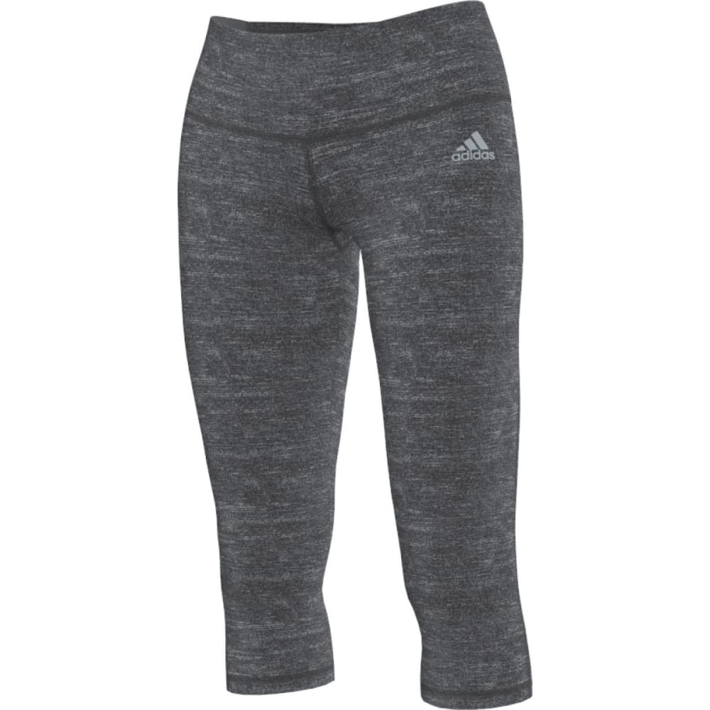 ADIDAS Women's Performer Tights - CHARCOAL