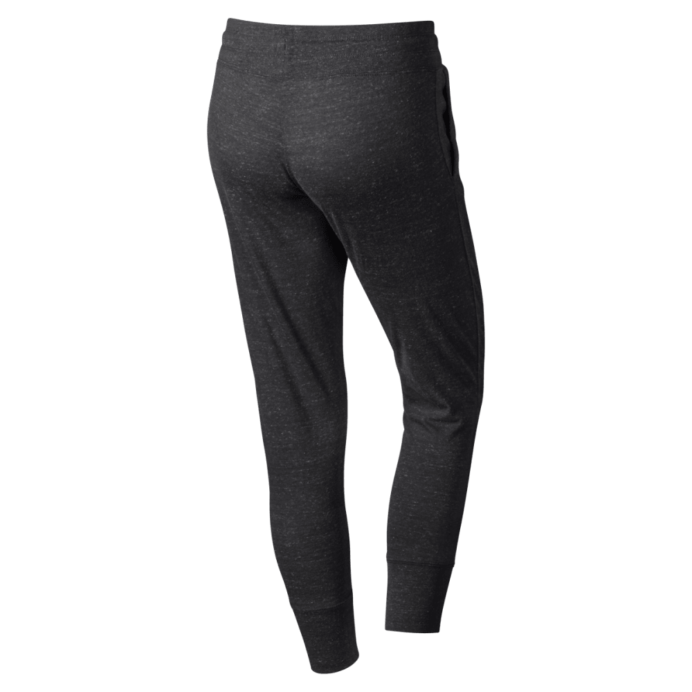 NIKE Women's Gym Vintage Capris - BLACK