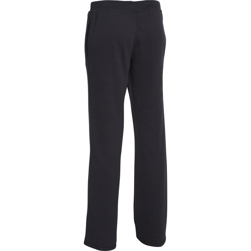 UNDER ARMOUR Women's Rival Pants - BLACK