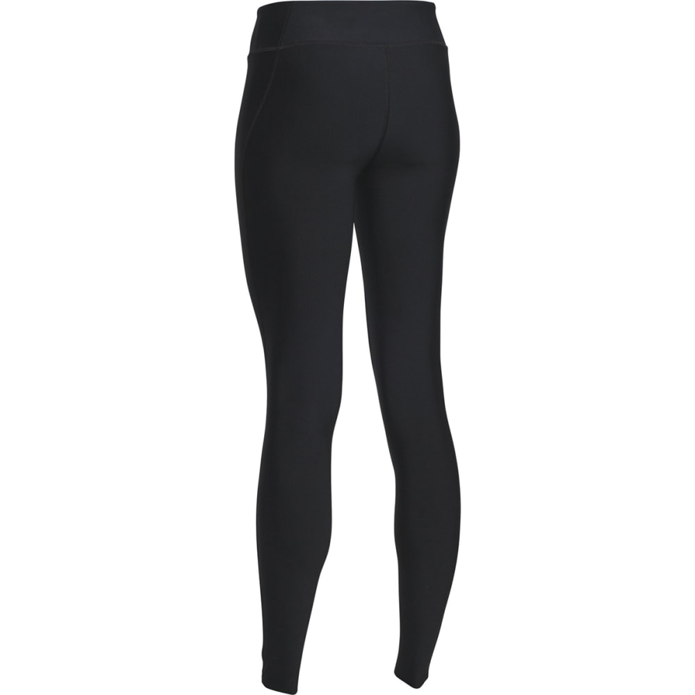 UNDER ARMOUR Women's UA Heatgear Legging - BLACK