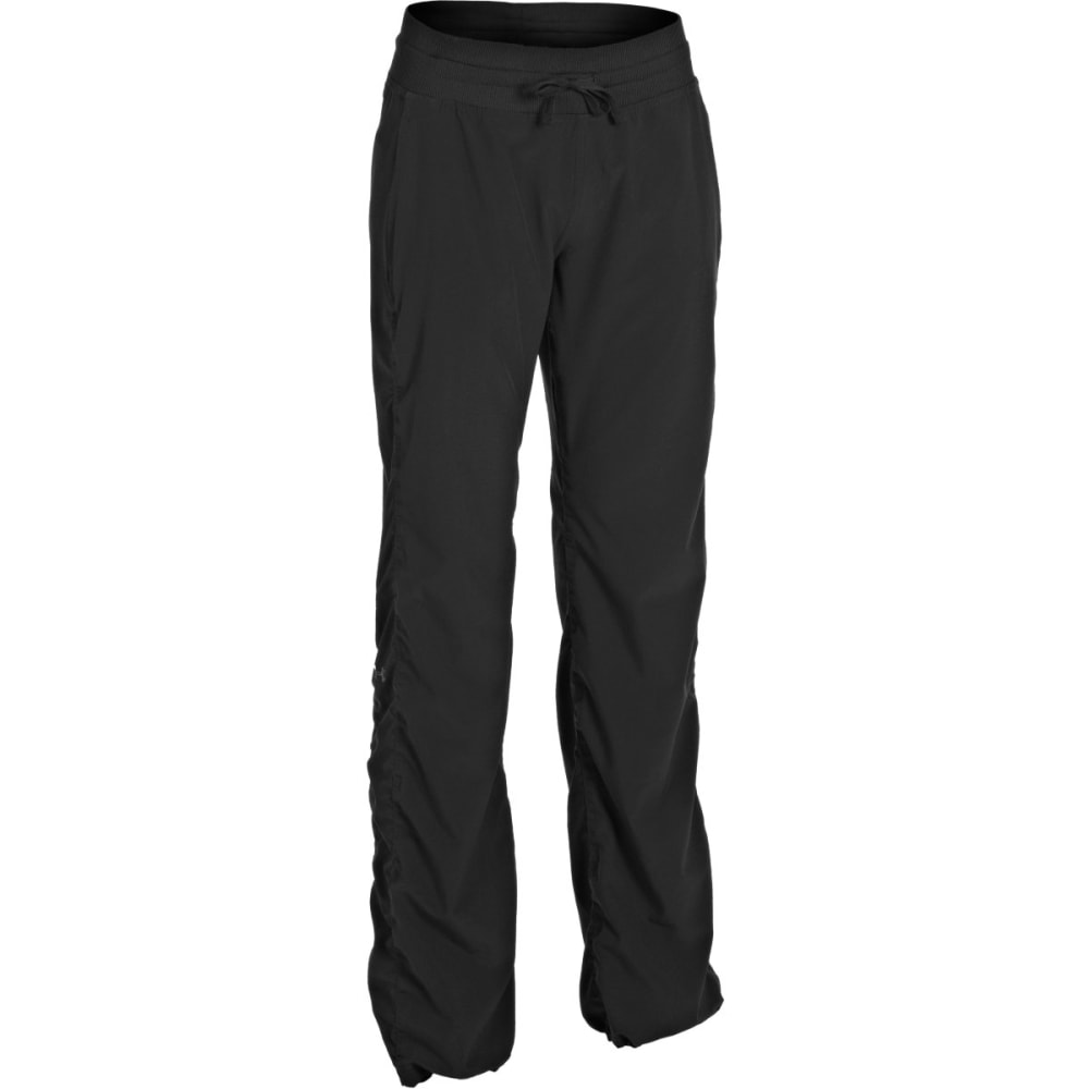 "UNDER ARMOUR Women's Icon 32"" Pants - BLACK"