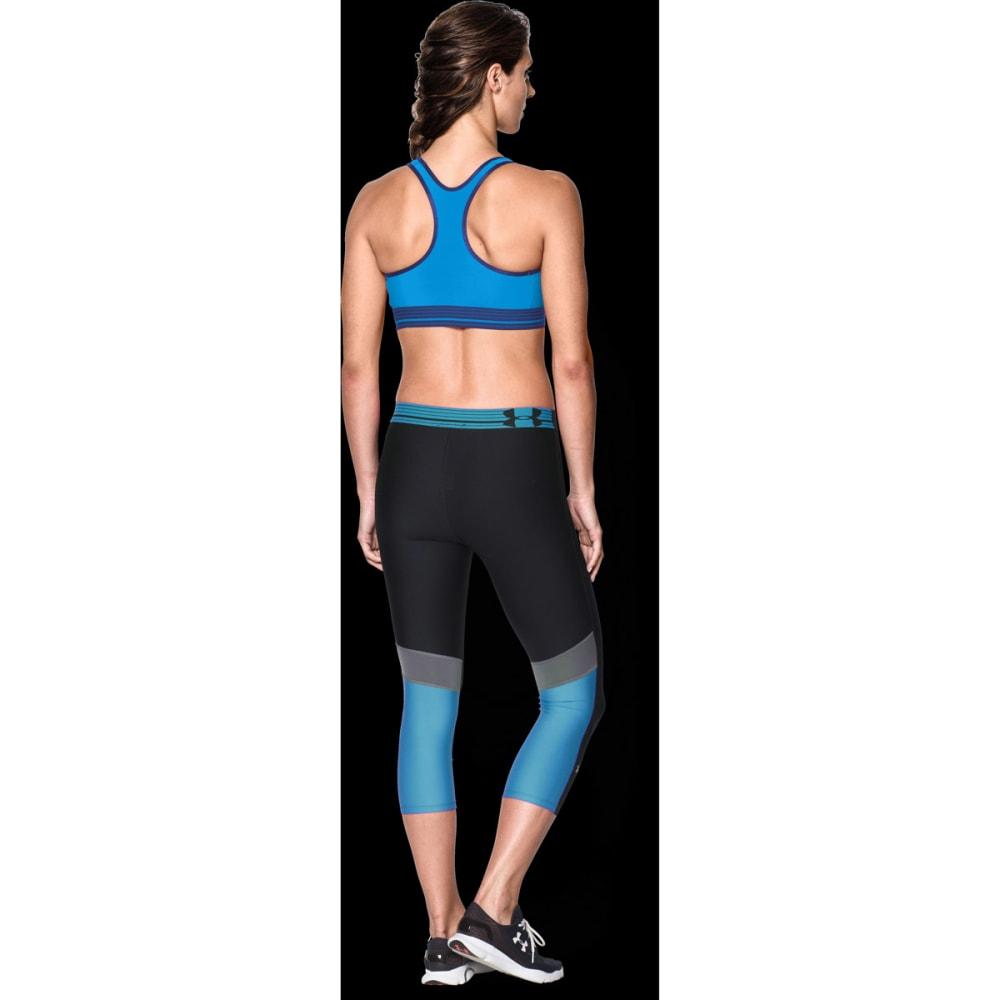 UNDER ARMOUR Women's Armour® Mid Sports Bra - BLUE