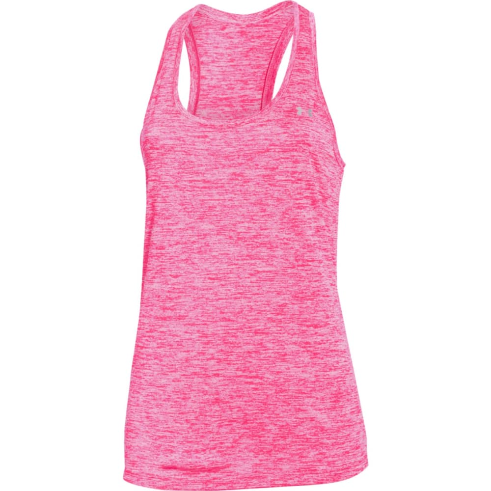 UNDER ARMOUR Women's Twist Tech Tank - RED