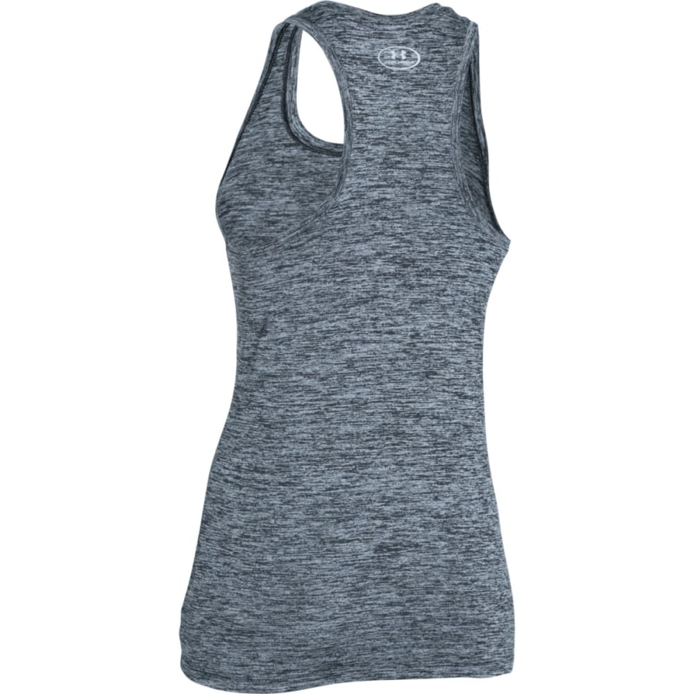 UNDER ARMOUR Women's Tech Twist Tank - BLACK-001