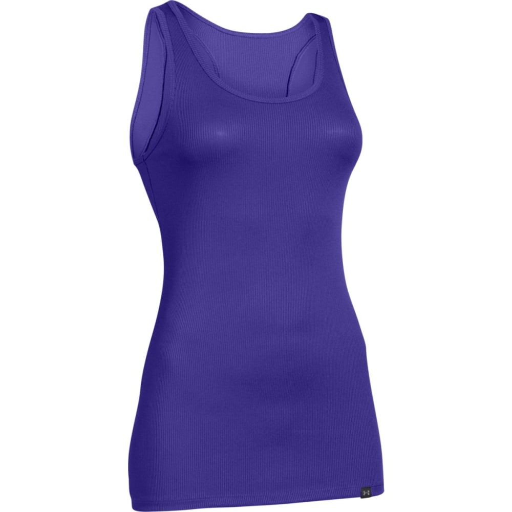 UNDER ARMOUR Women's Victory Tank - DEEP ORCHID-900