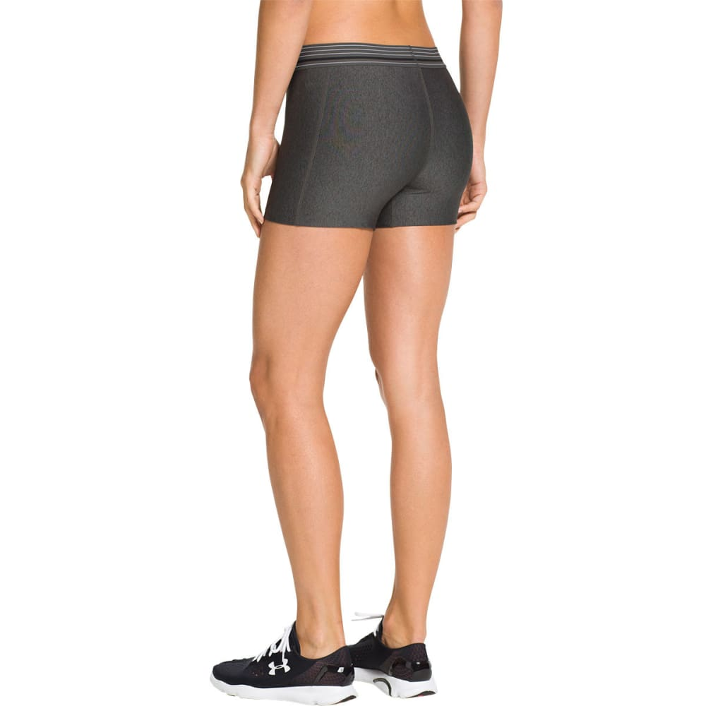 UNDER ARMOUR Women's HeatGear® Alpha Shorty - CHARCOAL
