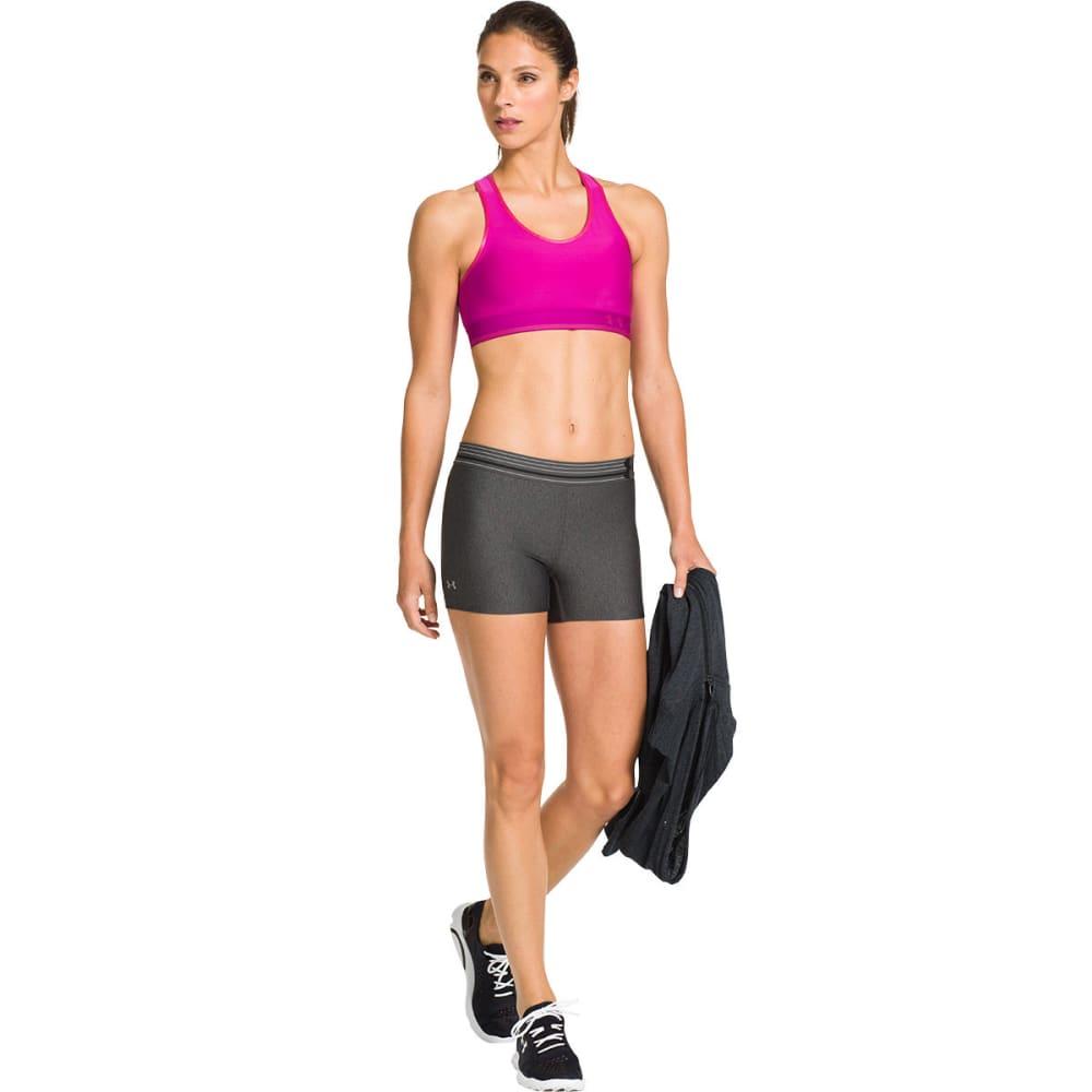 UNDER ARMOUR Women's HeatGear® Alpha Shorty - CHARCOAL