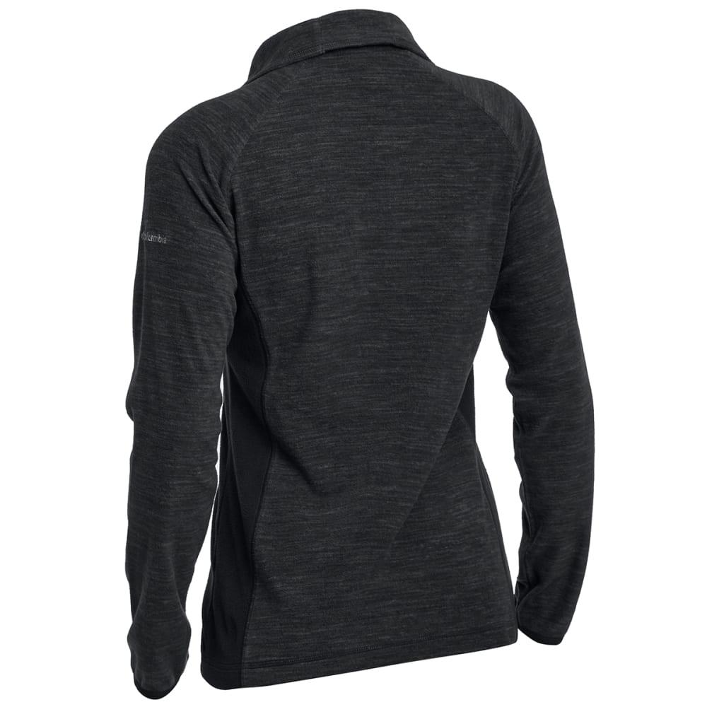 COLUMBIA Women's Glacial Fleece Pullover - BLACK