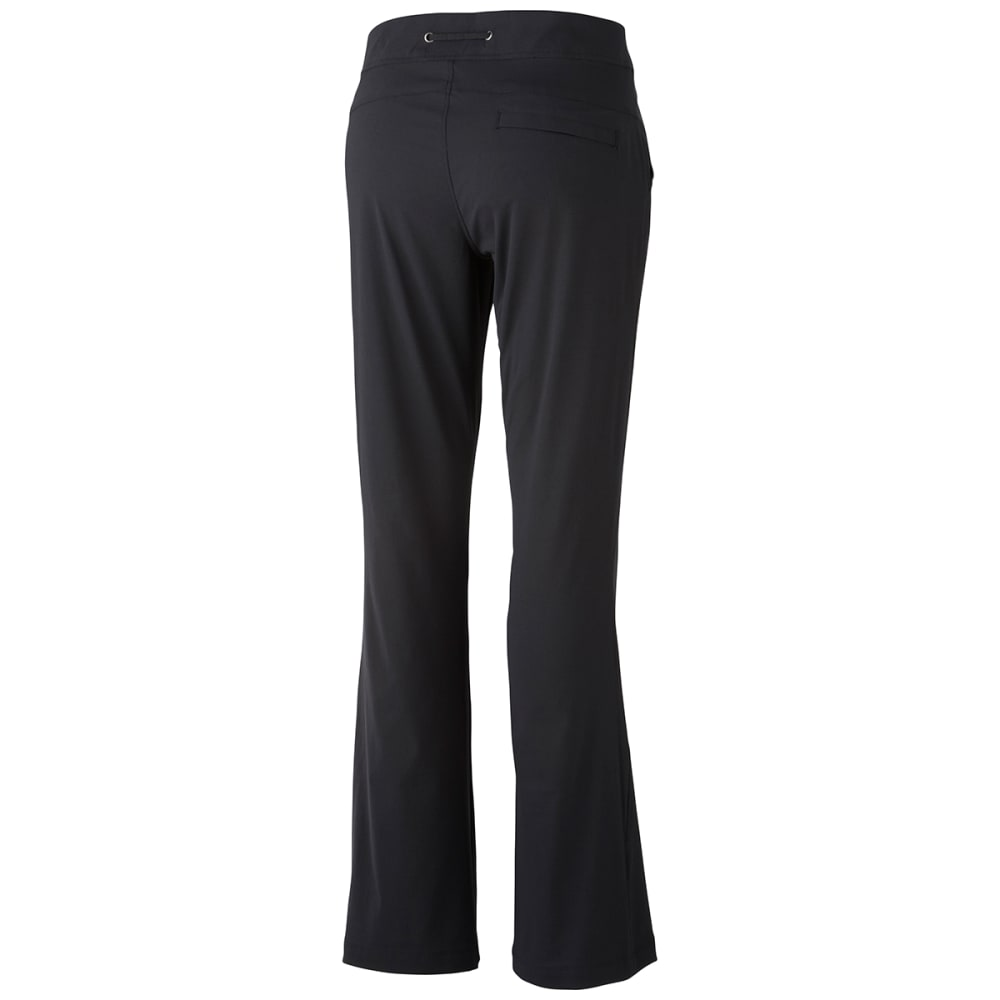 COLUMBIA Women's Anytime Outdoor Boot Cut Pants - 010-BLACK