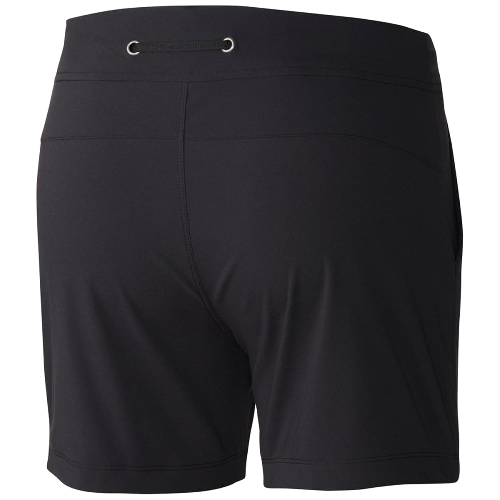 COLUMBIA Women's Anytime Outdoor Shorts - 010-BLACK