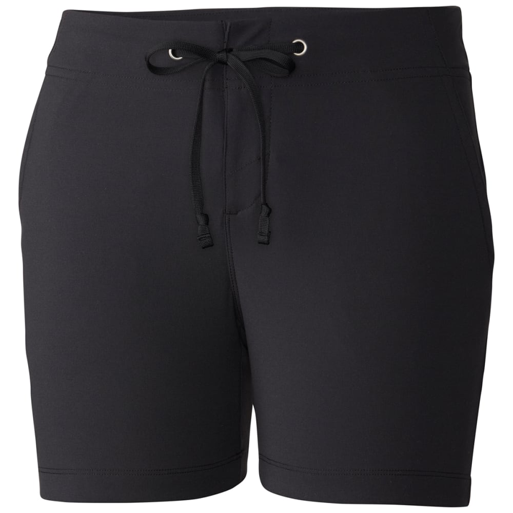 Columbia Women's Anytime Outdoor Shorts - Black, 4