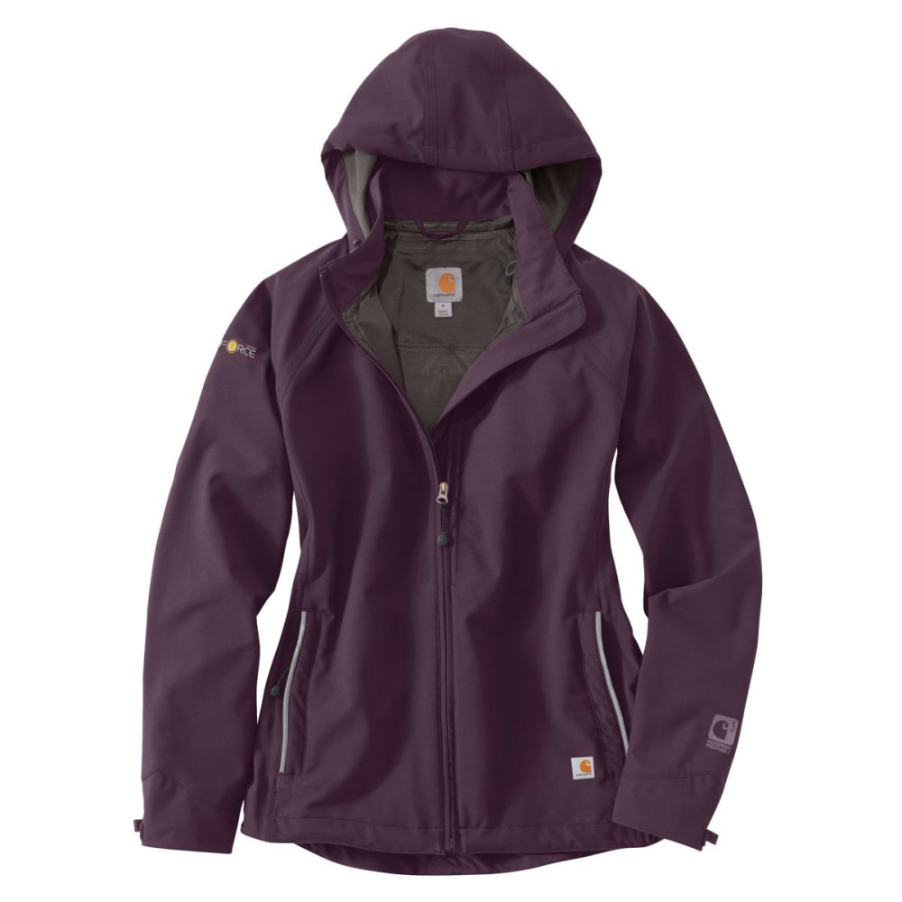 CARHARTT Women's Force® Equator Jacket - PLUM