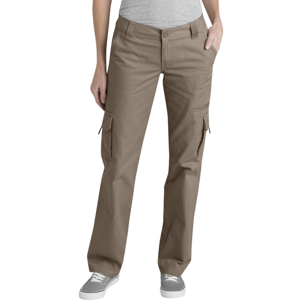 DICKIES Women's Relaxed Cargo Pants 04/32