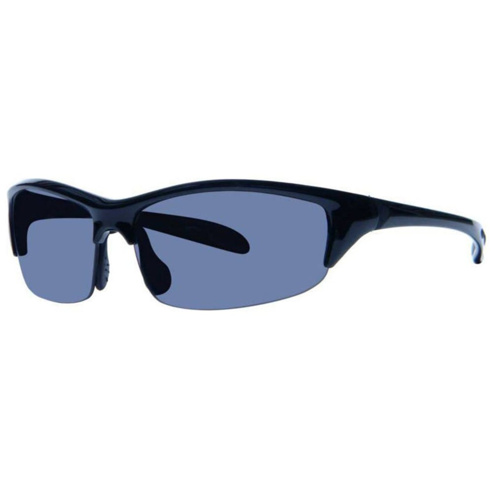 SURF N SPORT Coonhound Shield Sunglasses - BLACK 66331964