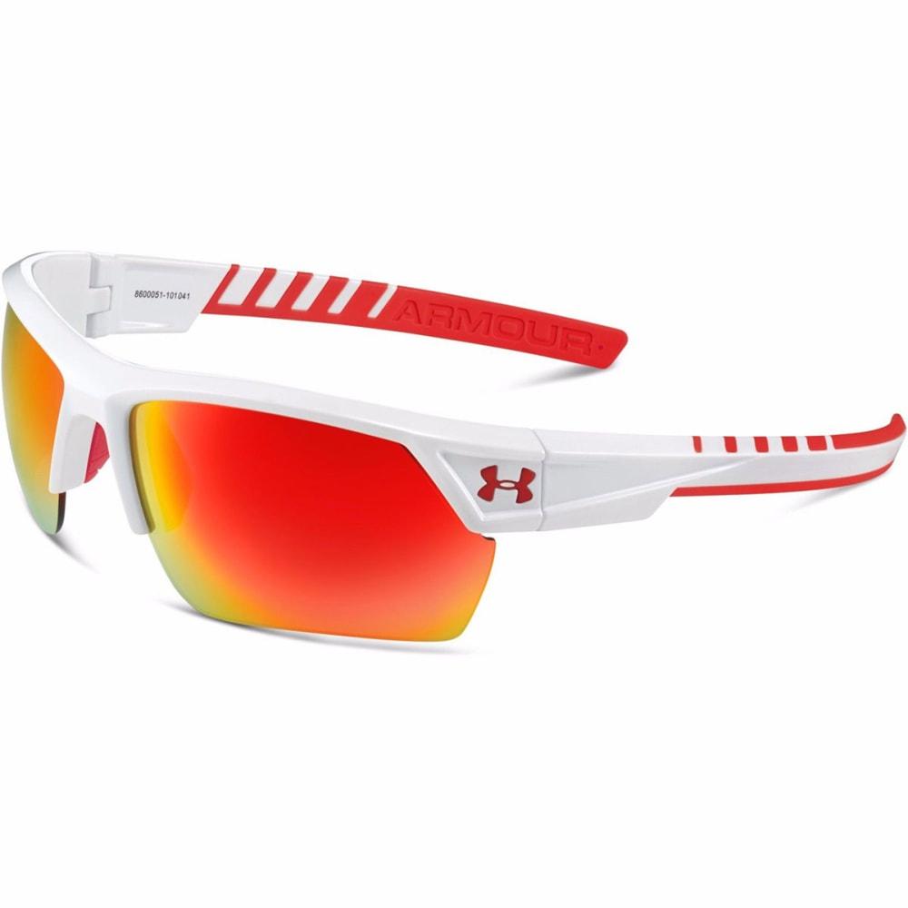 UNDER ARMOUR Men's Igniter 2.0 Sunglasses - WHITE