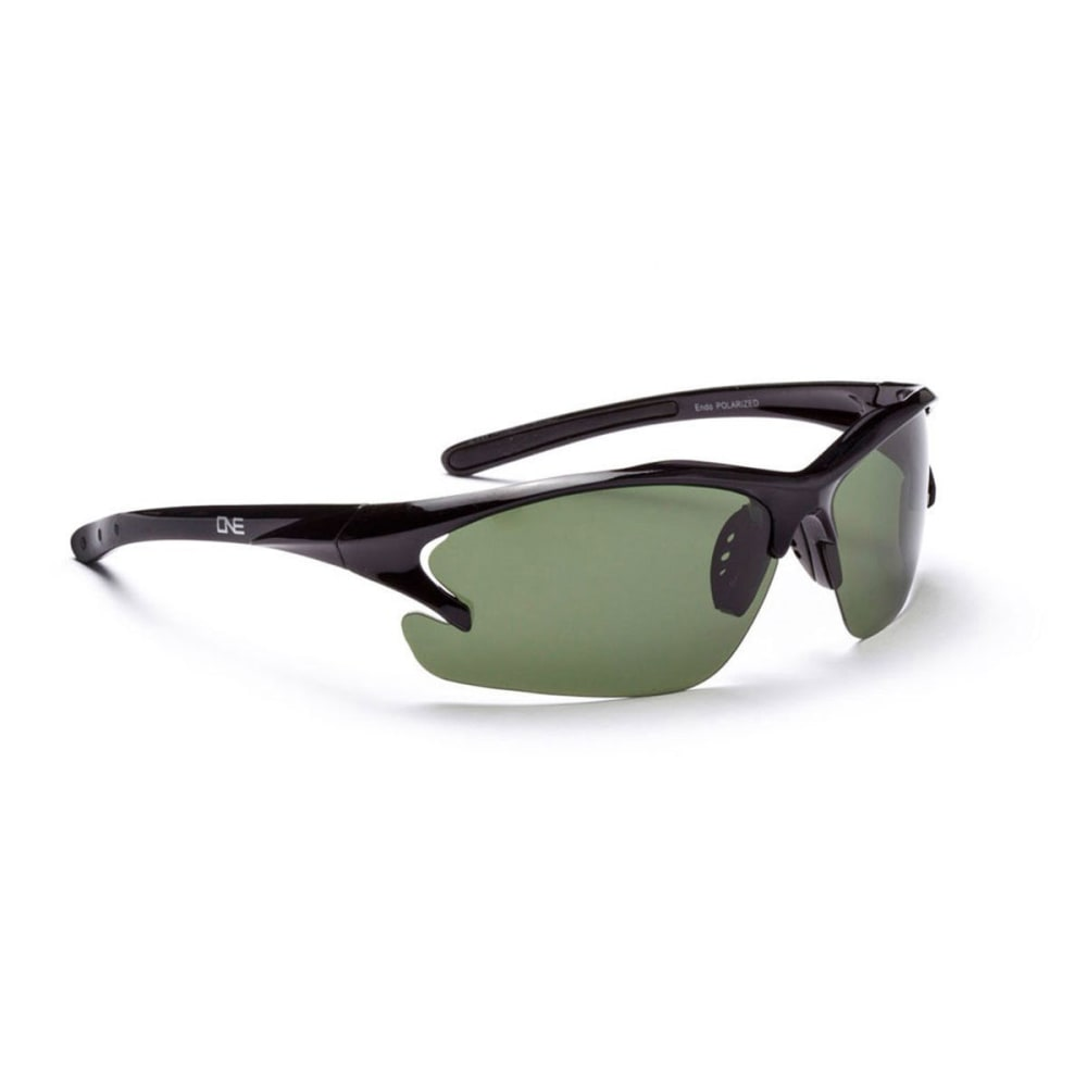 OPTIC NERVE ONE Endo Sunglasses - BLACK