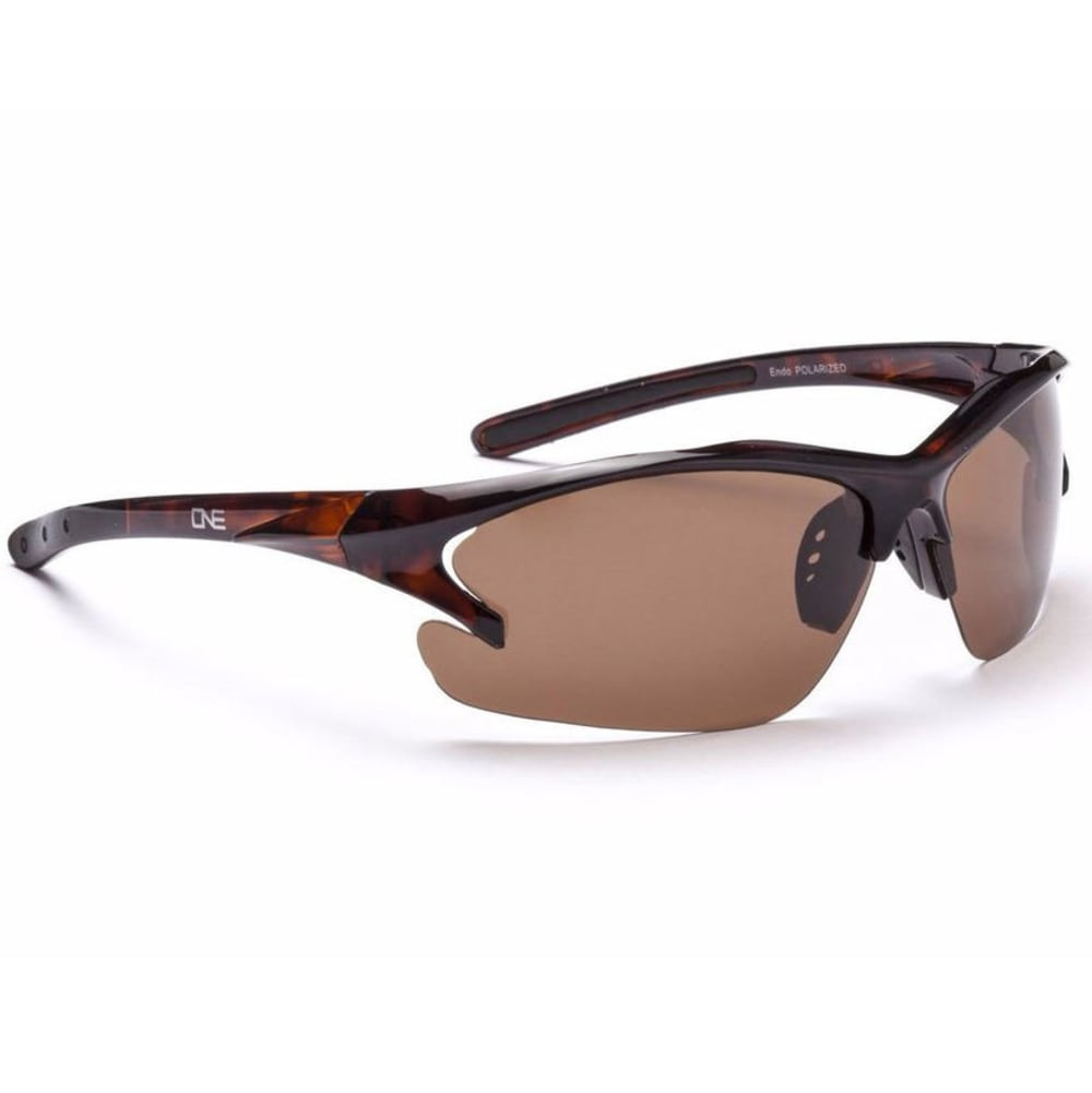 OPTIC NERVE ONE Endo Sunglasses - SMKEY BN/OLIVE 16105
