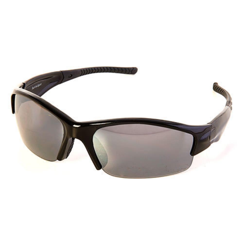 TROPIC-CAL Hodad Blade Sunglasses - BLACK