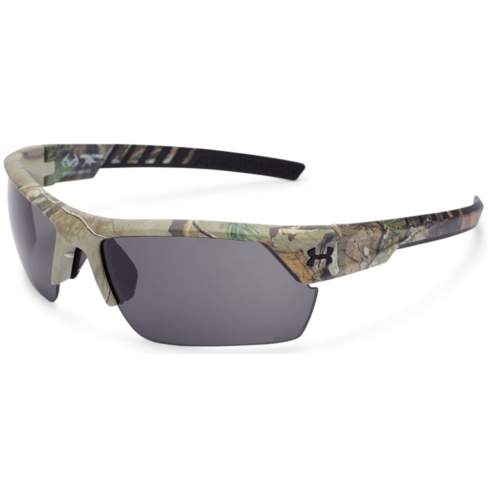UNDER ARMOUR Men's UA Igniter 2.0 Sunglasses, Realtree/Black/Grey Lens - ASSORTED