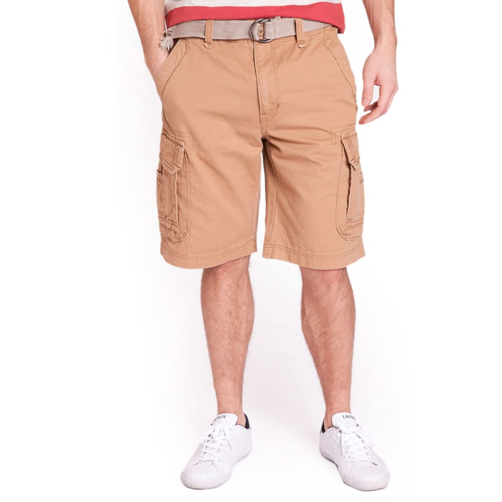 UNIONBAY Guys' Survivor Cargo Shorts - RYE