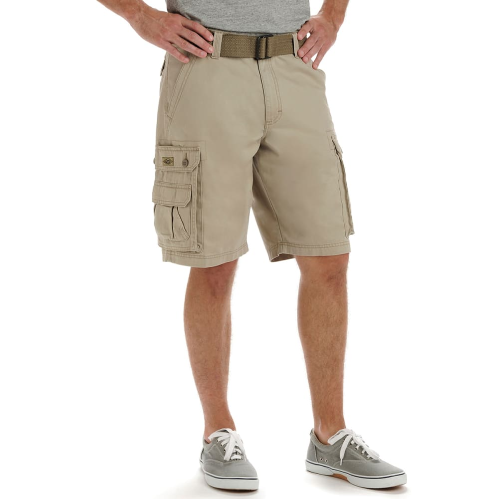 LEE Men's Dungarees Wyoming Twill Cargo Shorts - KHAKI 3314