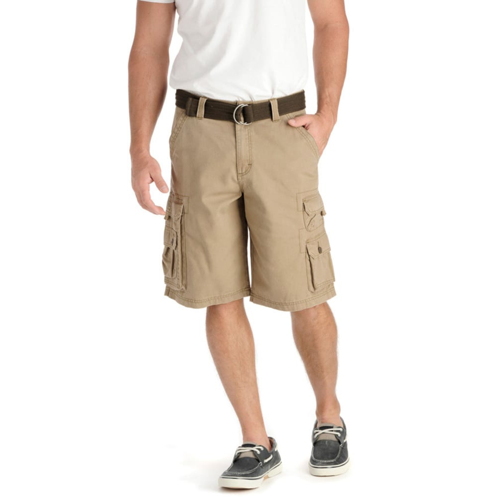 Lee Young Mens Wyoming Cargo Short - BRONZE
