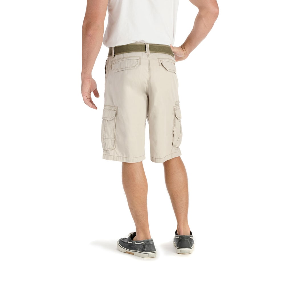 LEE Young Men's Compound Cargo Shorts - RAWHIDE