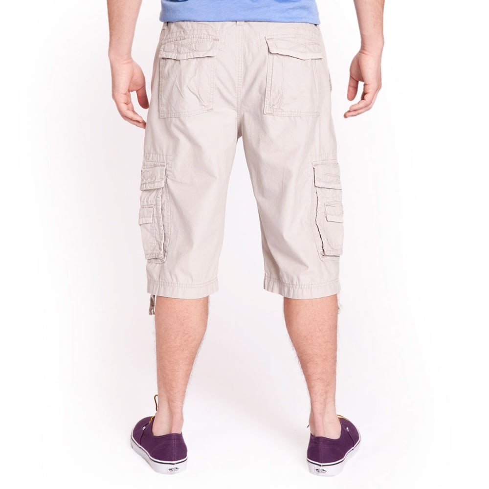 UNIONBAY Men's Messanger Twill Cargo Shorts - SAND