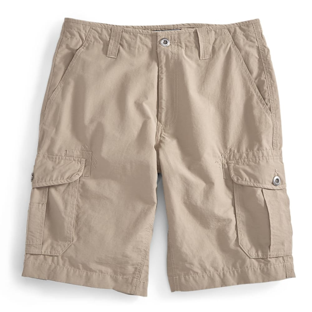 OCEAN CURRENT Guys' Re-Do Cargo Shorts - STONE