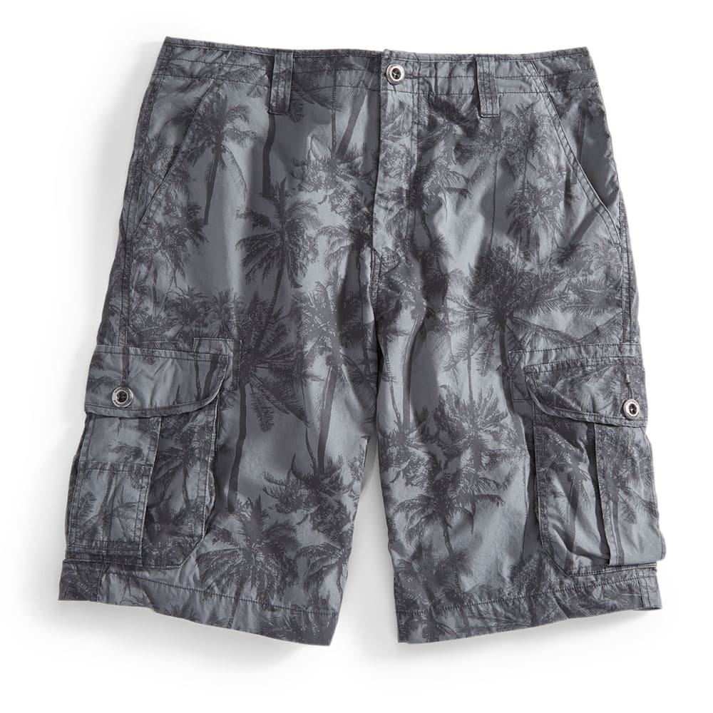 OCEAN CURRENT Guys' Kickstart Cargo Shorts - GUN
