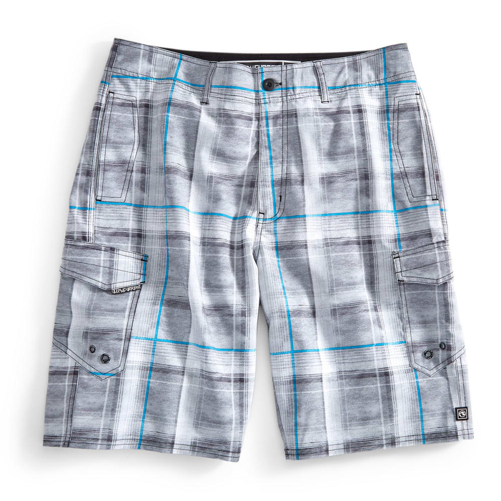 OCEAN CURRENT Guys' Ghosted Cargo Shorts 28