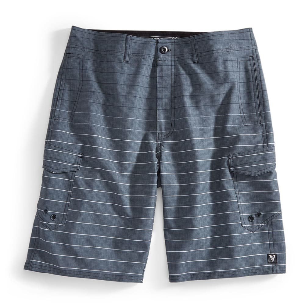 OCEAN CURRENT Guys' Fiscal Shorts - GREY
