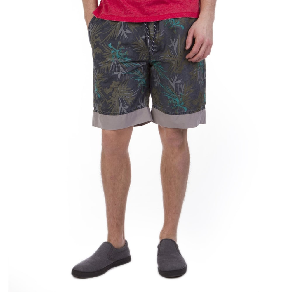 UNION BAY Men's Tropix Printed Short - TWILIGHT