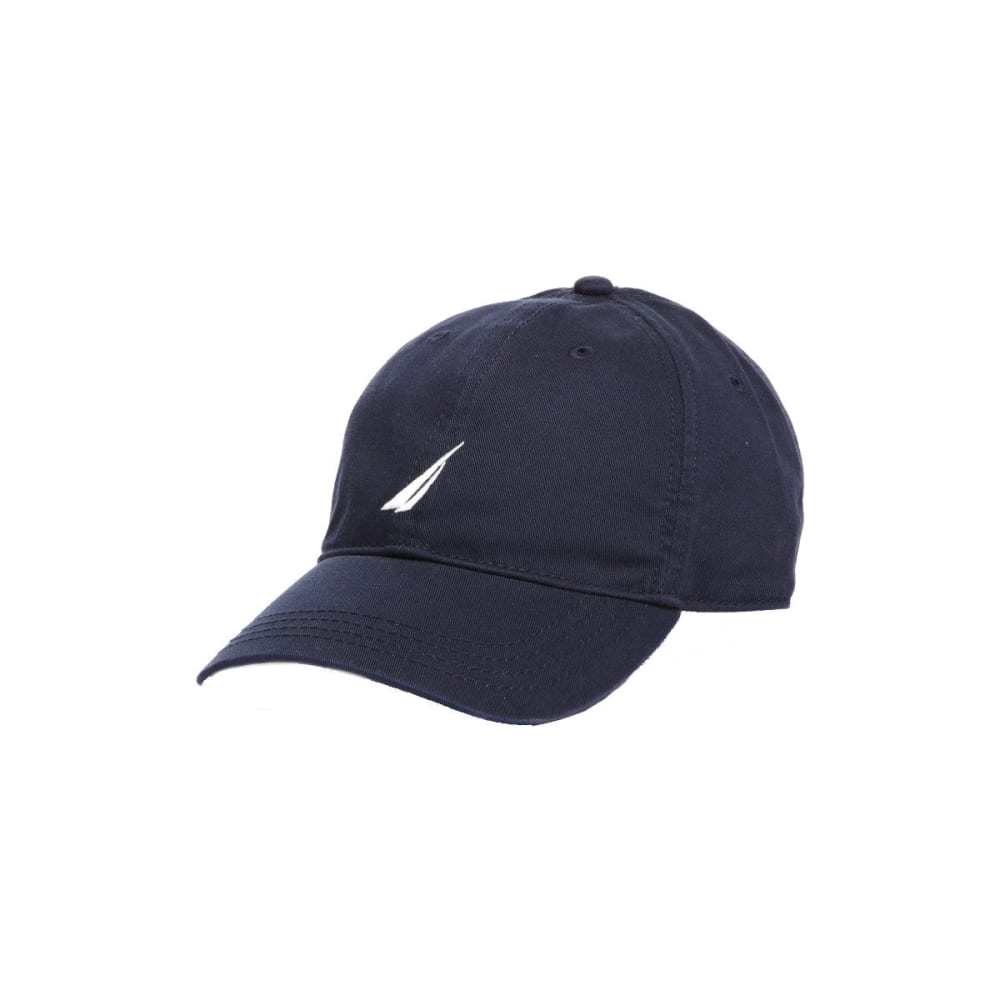NAUTICA Men's Chino Twill J-Class Cap - 401-NAVY