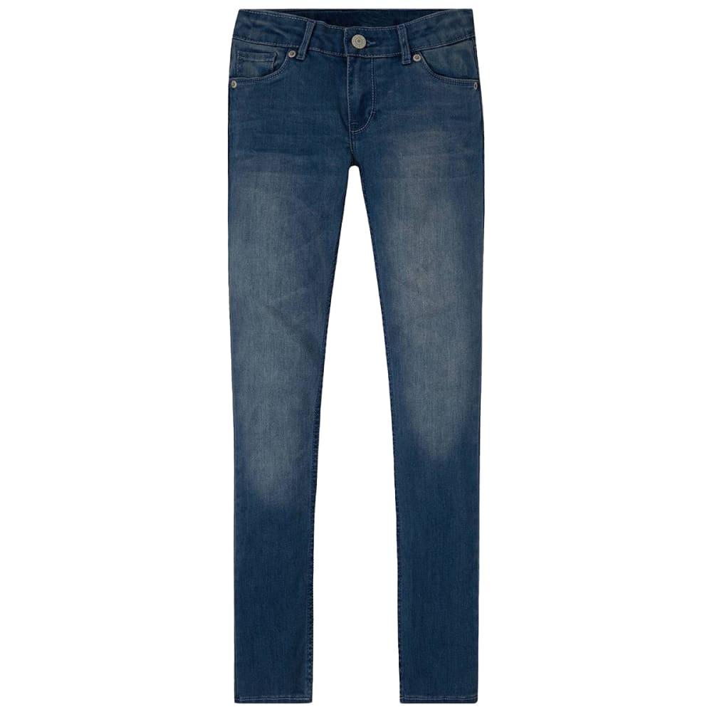 LEVI'S Big Girls' 711 Skinny Jeans 7