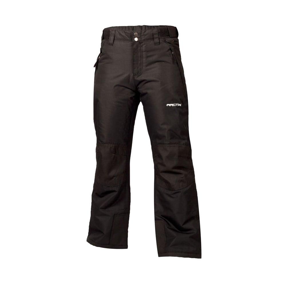 ARCTIX Kids' Reinforced Snow Pants - BLACK