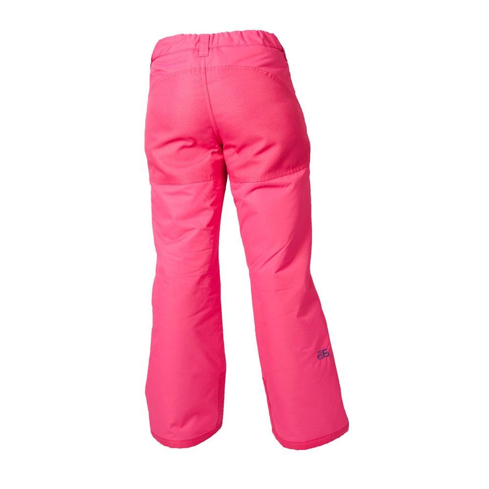 ARCTIX Kids' Reinforced Snow Pants - FUCHSIA