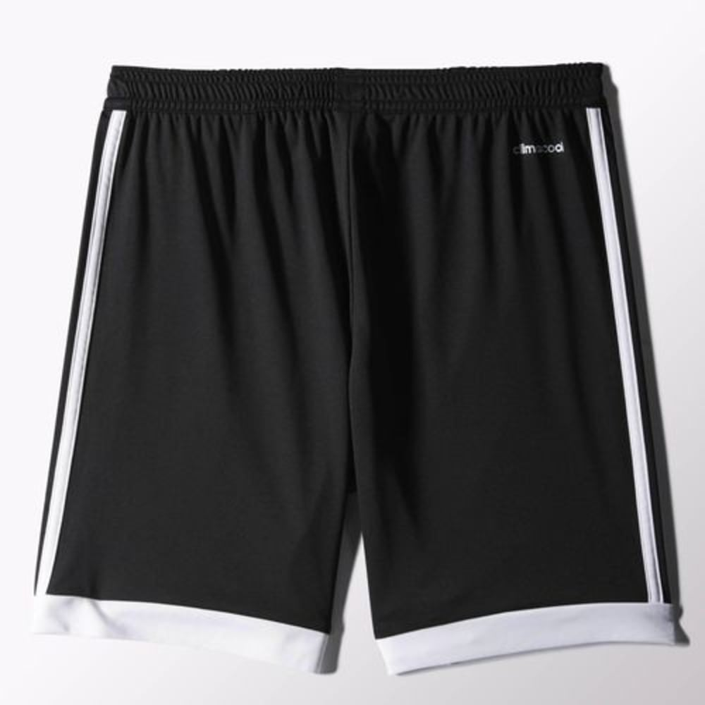 ADIDAS Girls' Tastigo 15 Shorts - BLACK-AI3707