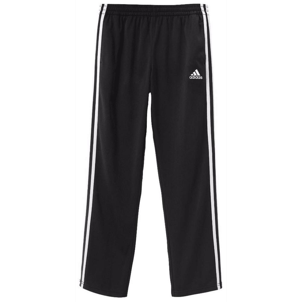 Adidas Girls Designator Track Pant - BLK/WHT BAGA9AW9