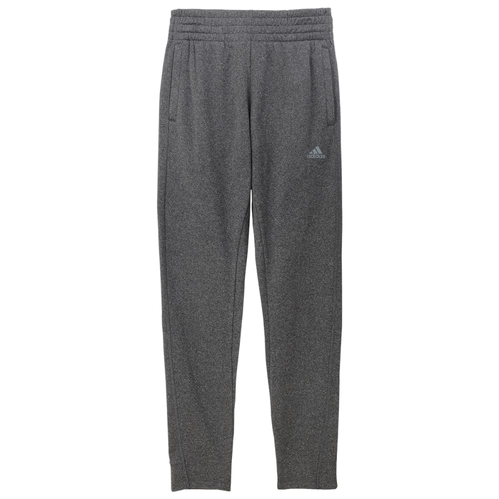 Adidas Girls Ultimate Fleece Skinny Pants - Black, S