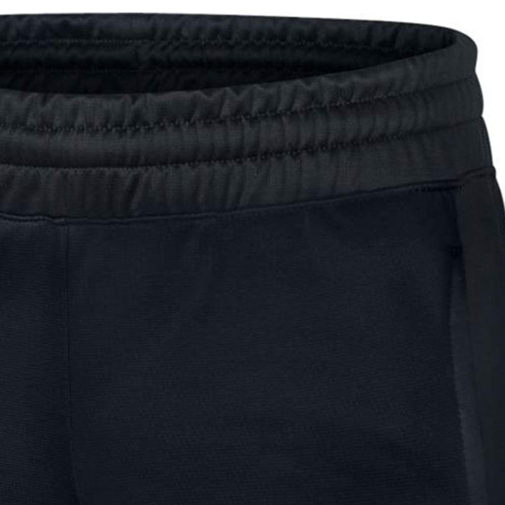 NIKE Girls' KO 3.0 Fleece Pants - BLACK