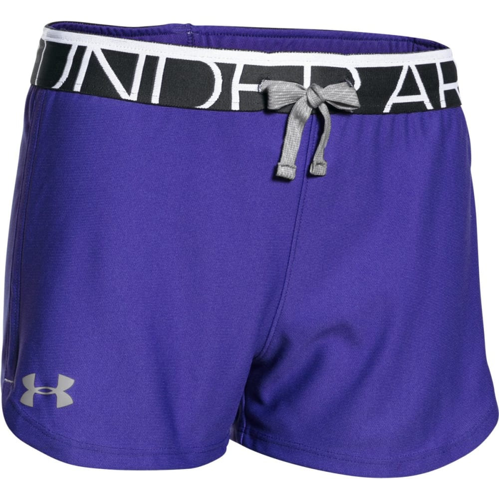 UNDER ARMOUR Girls™ Play Up Shorts - CNSTLTION PPL-531