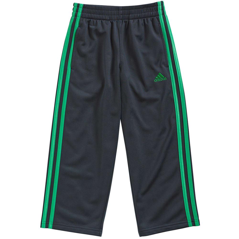 ADIDAS Boys' Impact Tricot Pants - GREY/GREEN