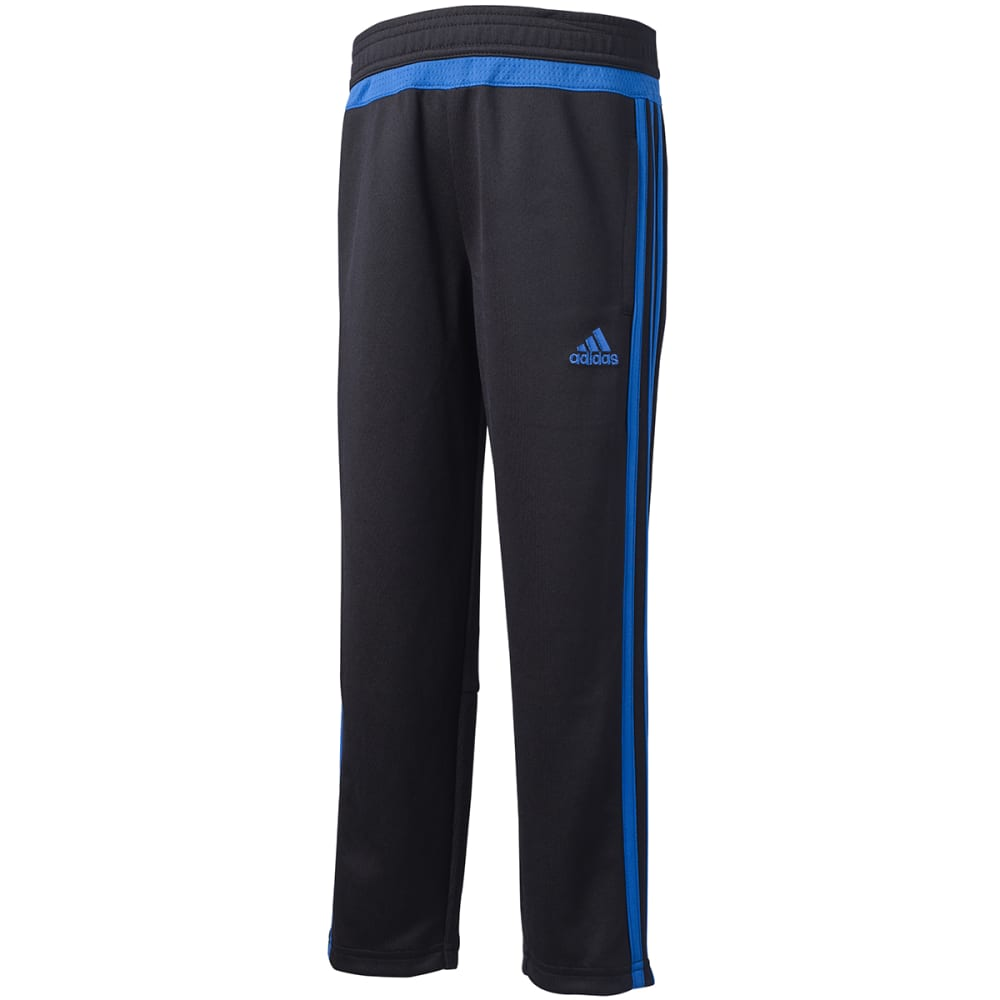 ADIDAS Boys' Tiro Pants - BLACK/BLUE