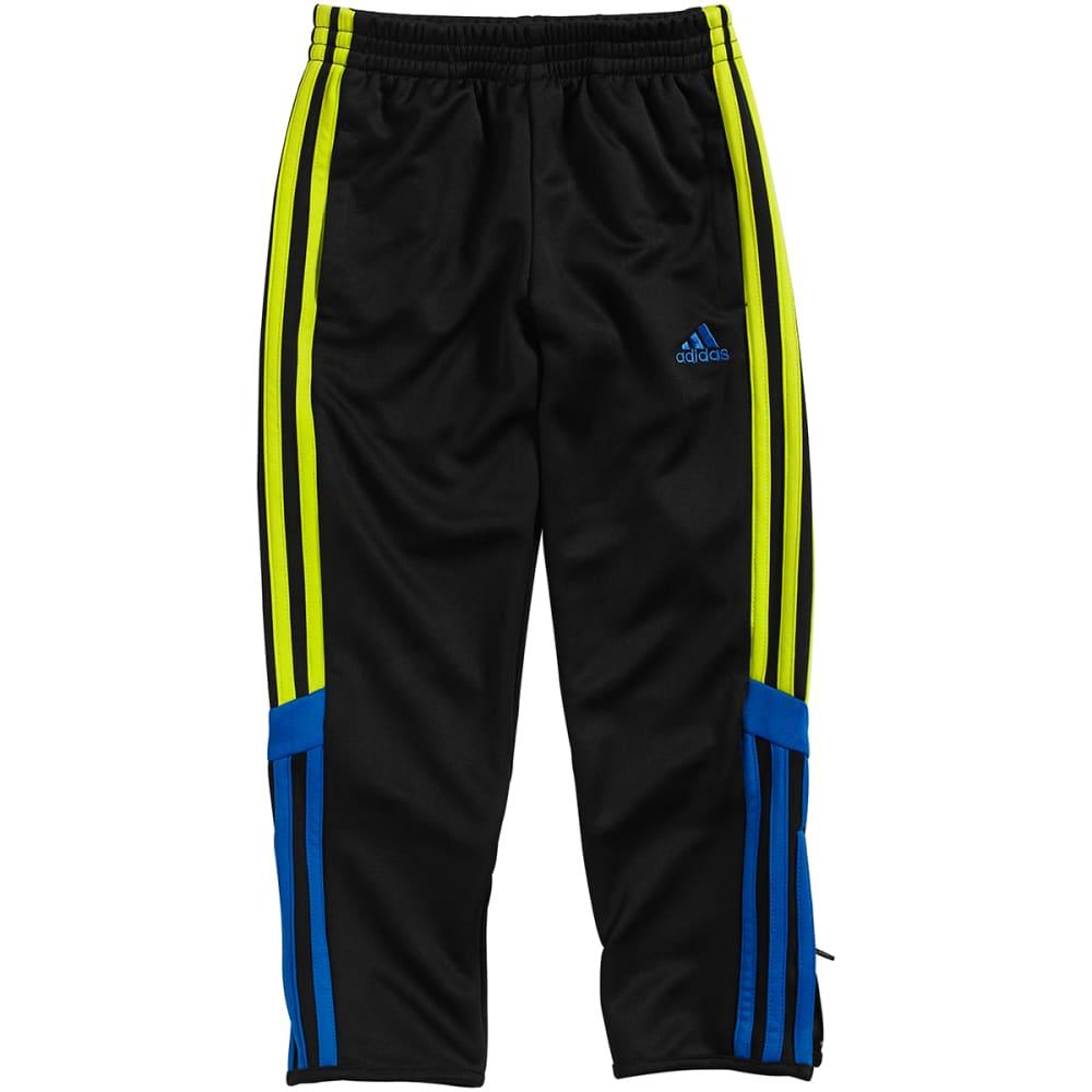 ADIDAS Boys' Striker Soccer Pants - BLACK/YELLOW