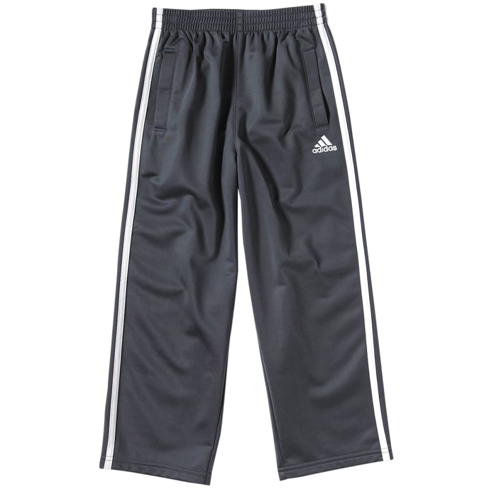 ADIDAS Boys' Impact Tricot Pants - GREY/WHITE