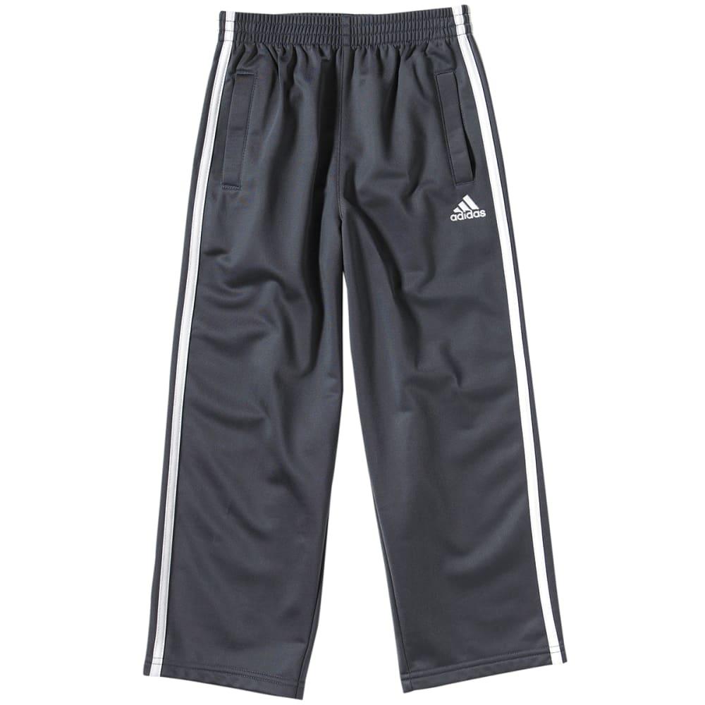 ADIDAS Boys' Impact Tricot Pants - GREY/WHITE