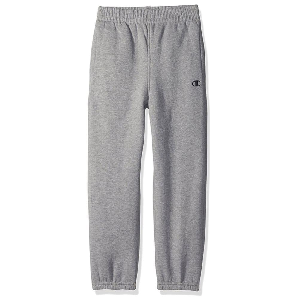 CHAMPION Boys' Basic Fleece Pants - OXFORD