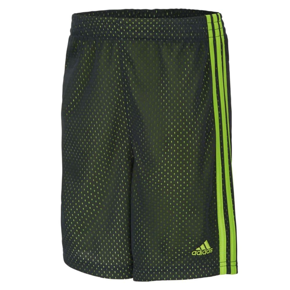 ADIDAS Boys' Mesh Shorts - GY/SO AH5201-H87-034